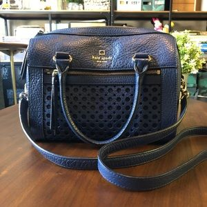 Kate Spade bowling bag with detachable strap